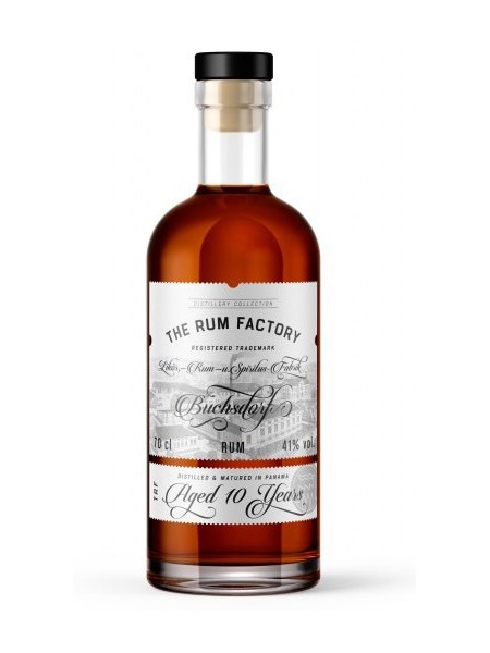 The Rum Factory Rum Buchsdorf 10yo Panama