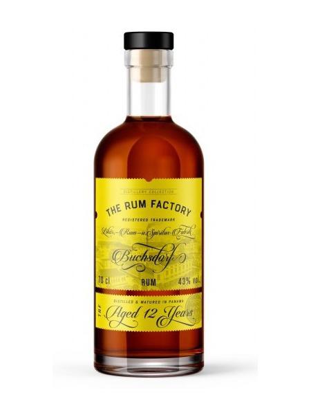 The Rum Factory Rum Buchsdorf 12yo Panama