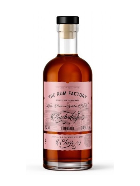 The Rum Factory Rum Elixir Panama