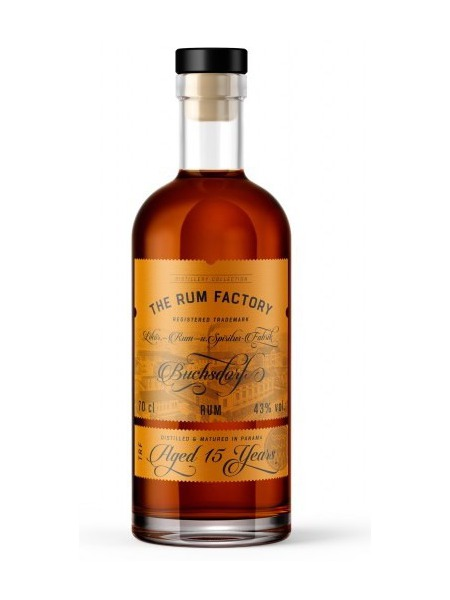 The Rum Factory Rum Buchsdorf 15yo Panama