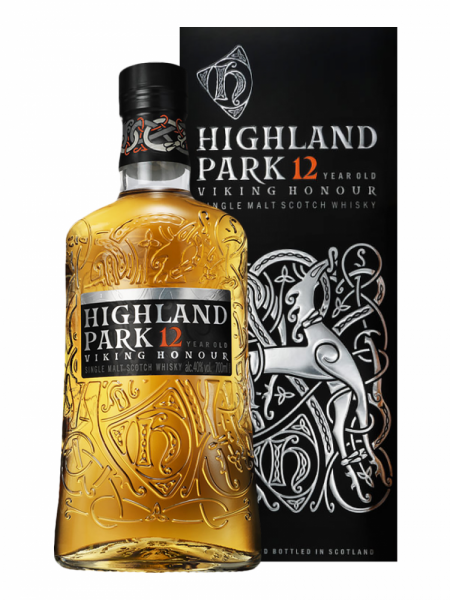 Highland Park Whisky 12yo Viking Honour Orkney mini 0,05l