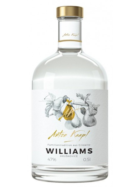 Anton Kaapl Williams hruskovice 0,5l