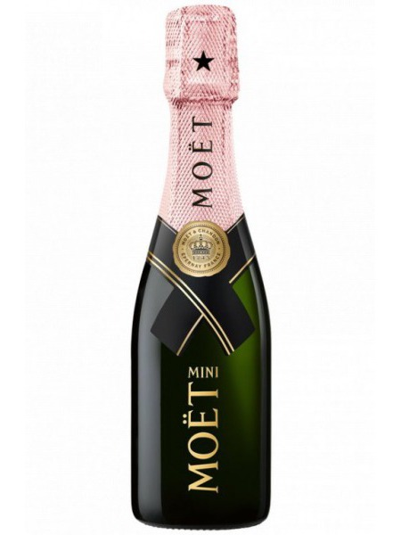 Moet & Chandon Champagne Imperial Rose Brut 0,2l mini
