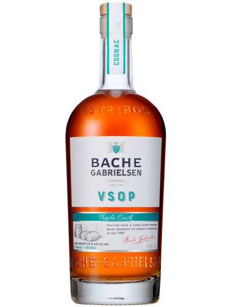 Bache Gabrielsen Cognac VSOP Tripple Cask