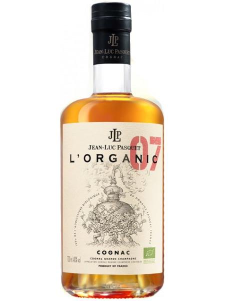 Jean-Luc Pasquet Cognac L'Organic 7yo Gift Box