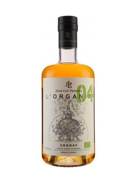 Jean-Luc Pasquet Cognac L'Organic 4yo