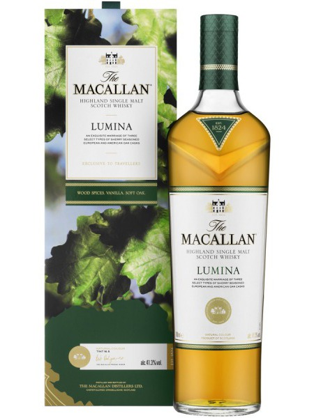 Macallan Whisky Lumina Speyside