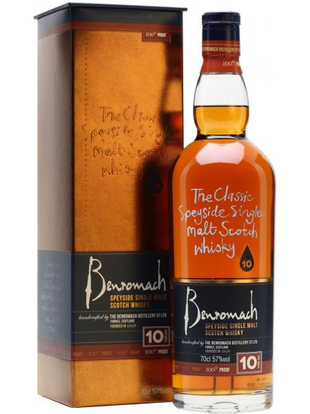 Benromach Whisky 10yo Speyside