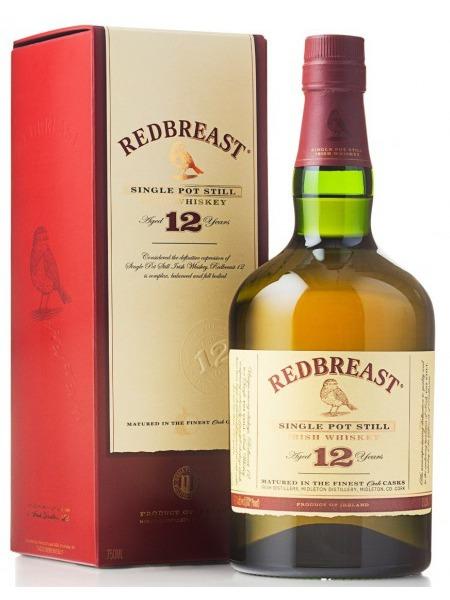 Redbreast Whisky Single Pot Still 12yo Ireland
