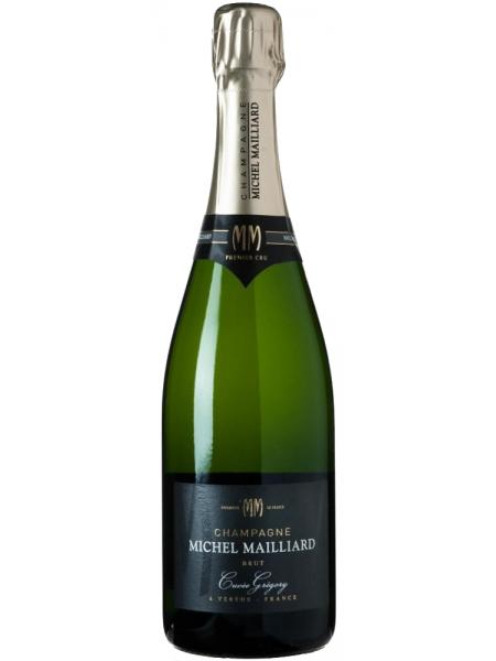Michel Mailliard Champagne Cuvee Gregory Brut Magnum 1,5l
