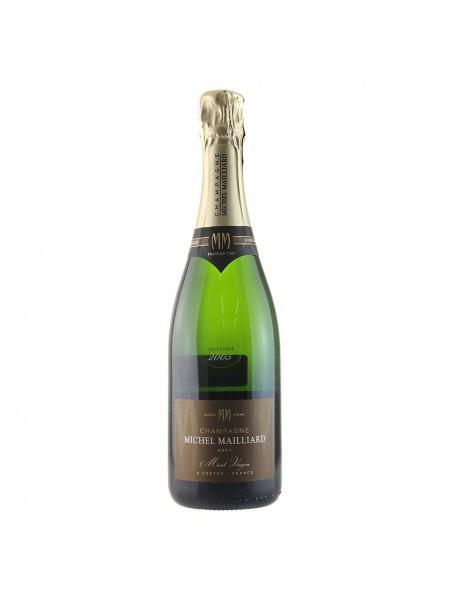 Michel Mailliard Champagne Mont Vergon 2005 Brut