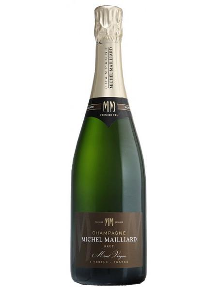 Michel Mailliard Champagne Mont Vergon 2010 Brut
