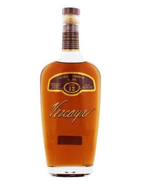 Vizcaya Rum Cask 12 Cuban Formula Panama
