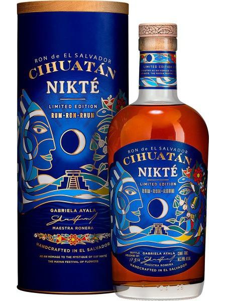Cihuatán Rum Nikté Limited Edition El Salvador