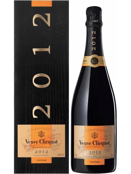 Veuve Clicquot Champagne Vintage 2012 Brut