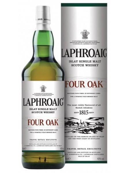 Laphroig Whisky Four Oak Islay 1l