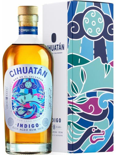 Cihuatán Rum 8yo Indigo El Salvador