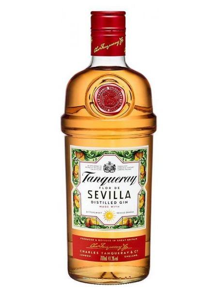 Tanqueray Gin Flor de Sevilla UK