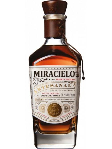 Miracielo Rum Spiced Artesanal Guatemala
