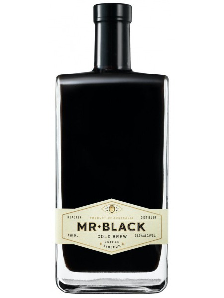 Mr. Black Spirits Liker Coffee Cold Brew