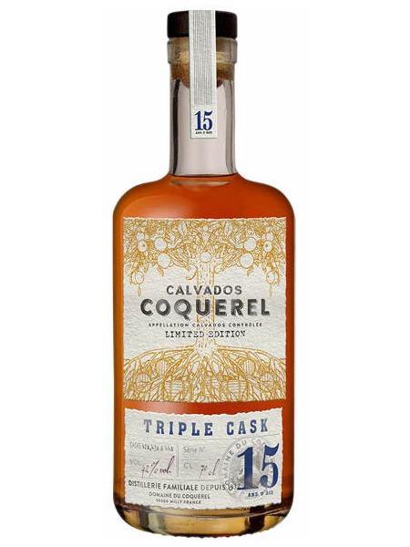 Coquerel Calvados Tripple Cask
