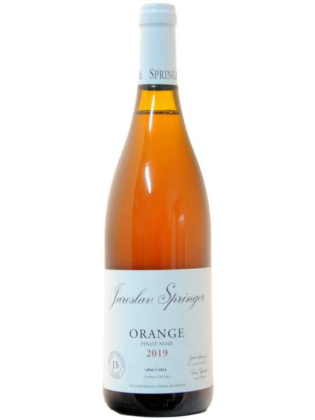 Stapleton-Springer Pinot Noir Orange 2019