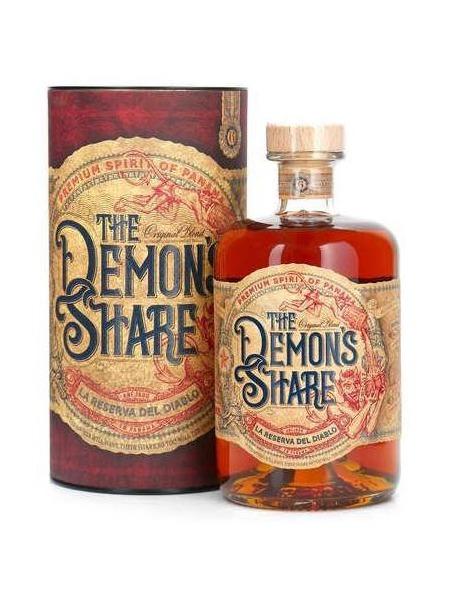 La Compania del Diablo Rum Demon's Share Panama