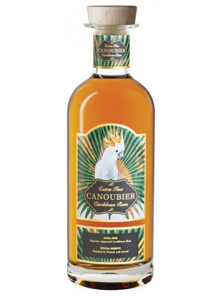 Deau Rum Canoubier Extra Fine Caribbean