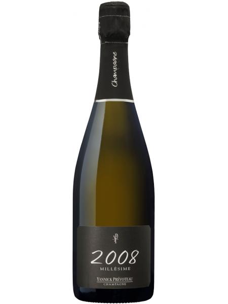 Yannick Prevoteau Champagne 2009 Brut