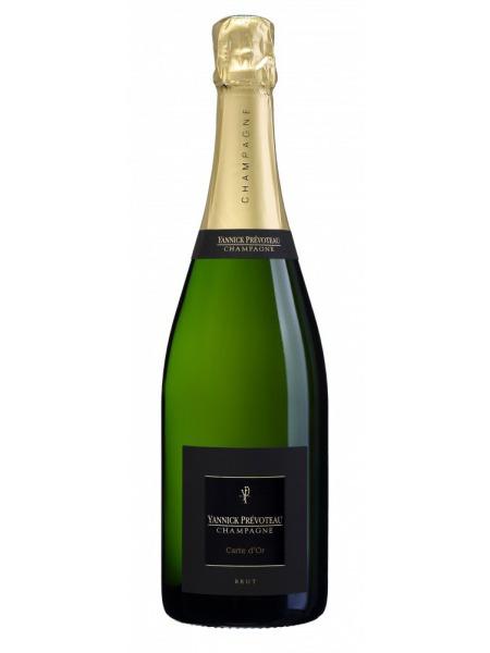 Yannick Prevoteau Champagne Carte d'Or Demi Sec