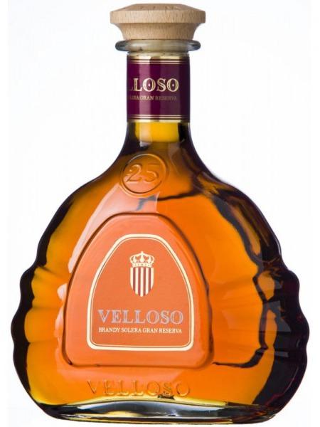 Velloso Brandy 25yo Spain