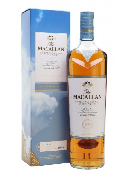 Macallan Whisky Quest Speyside