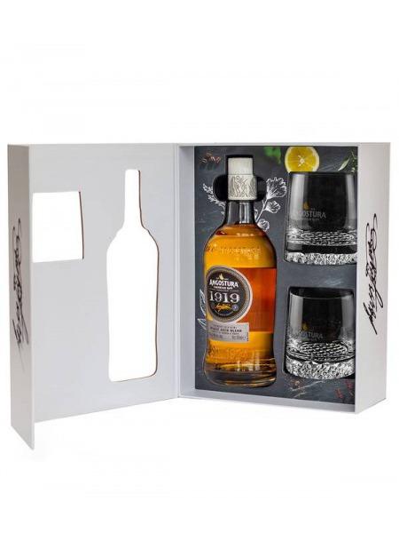 Angostura Rum 1919 Trinidad Tobago Gift Box