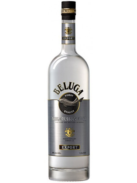 Beluga Vodka Noble Russia 1,5l
