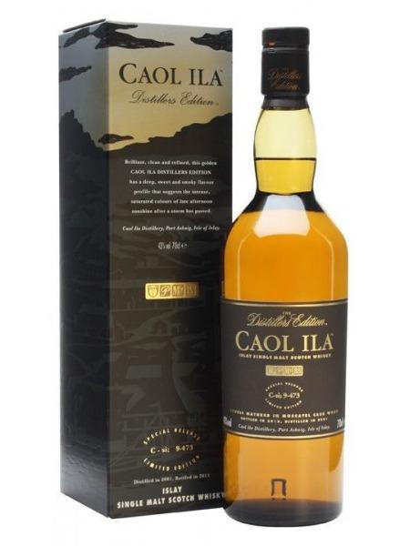 Caol Ila Whisky Distillers Edition Islay