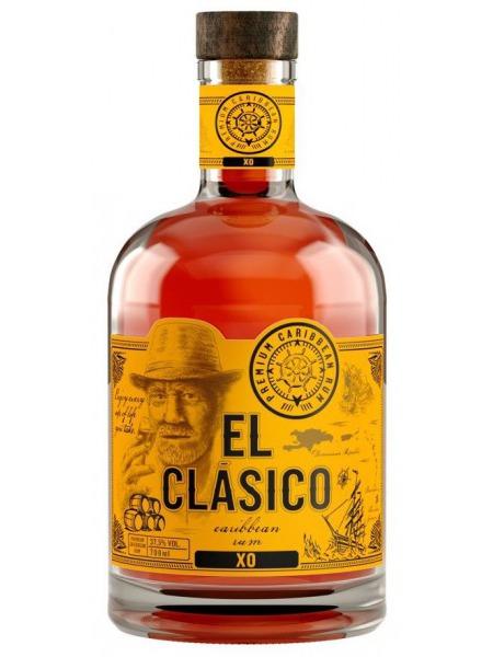 El Clasico Rum XO