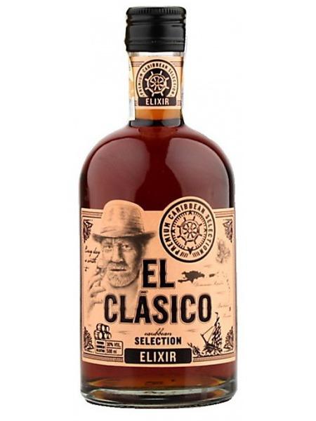 El Clasico Rum Elixir