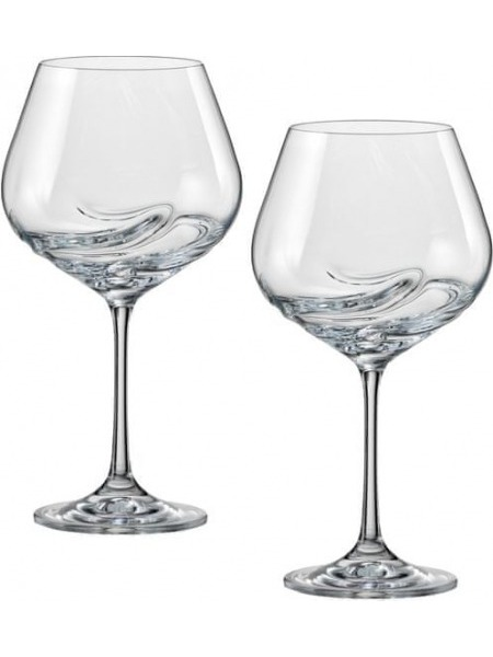 Crystalex Set 2 sklenice turbulence pinot 570 ml