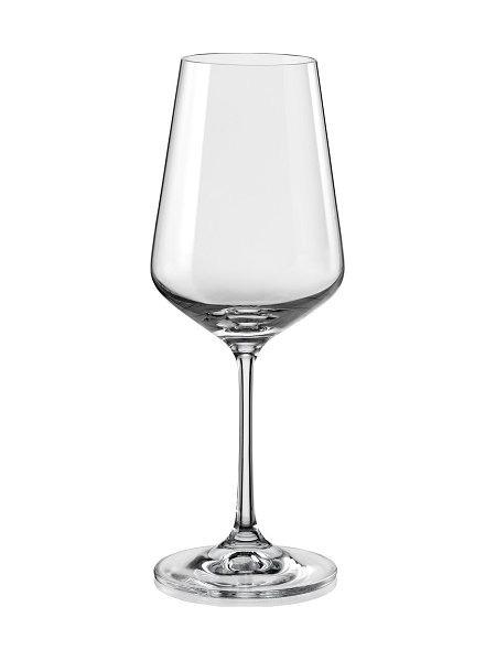 Crystalex Sklenice Sandra vino bile 250ml 1ks