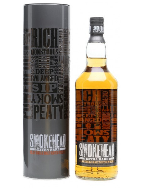 Smokehead Whisky Extra Rare Islay 1l