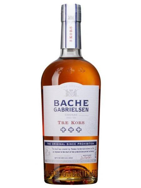Bache Gabrielsen Cognac 3kors