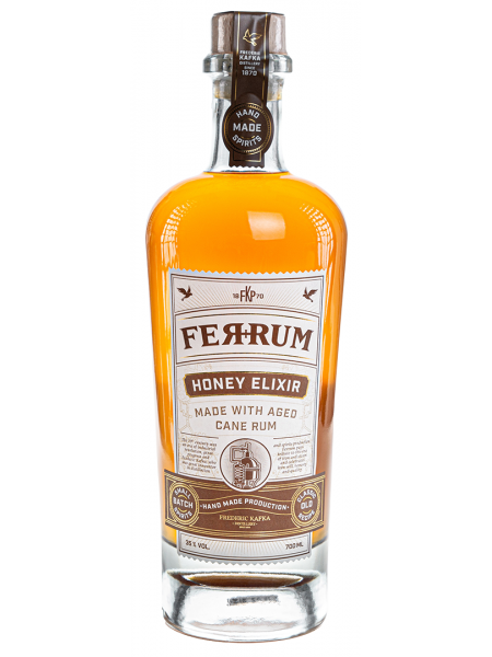 Frederic Kafka Ferrum Rum Honey Elixir