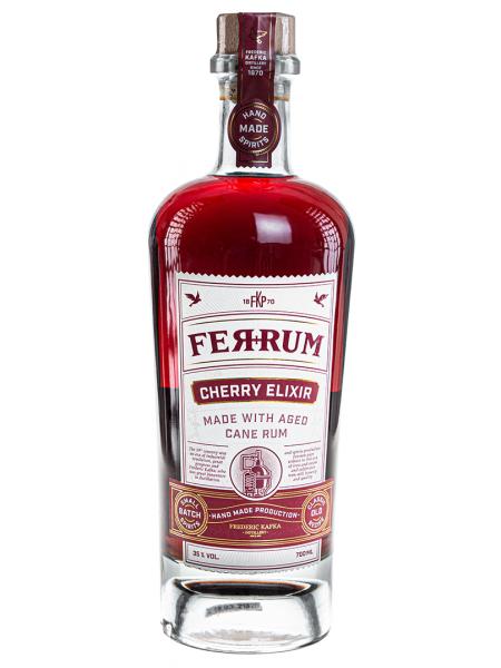Frederic Kafka Ferrum Rum Cherry Elixir