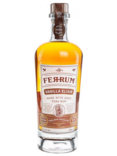 Frederic Kafka Ferrum Rum Vanilla Elixir