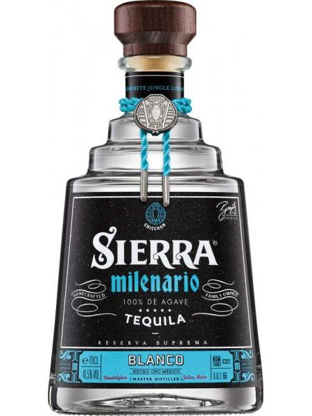 Sierra Tequila Blanco Milenario