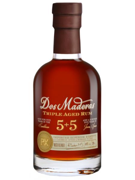 Dos Maderas Rum 5+5 Pedro Ximenez