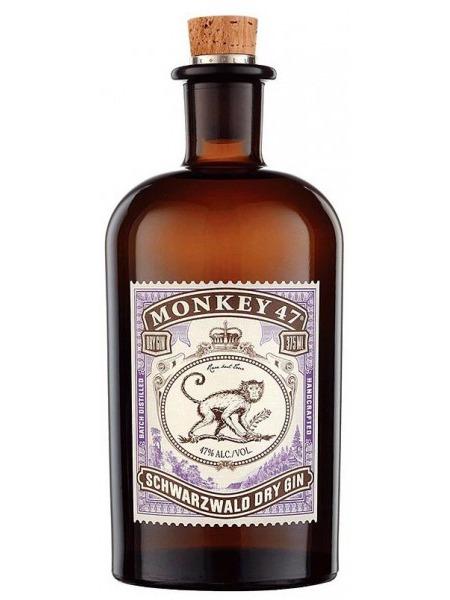 Black Forest Distillers Gin Monkey 47 Schwarzwald Dry Germany