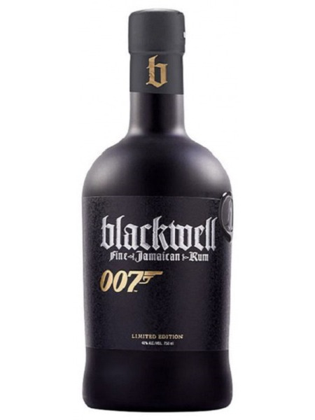 Blackwell Rum 007 Limited Edition Jamaica