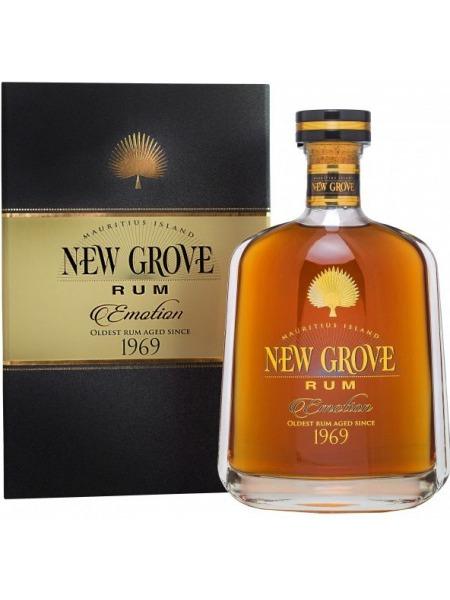 Blue Mauritius Rum New Grove Emotion 1969