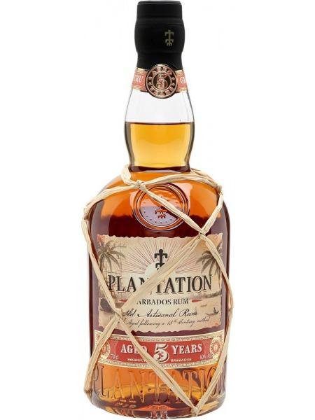 Plantation Rum Barbados 5yo